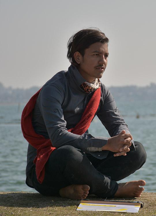 Mada Neupane - Costume (Nepal)