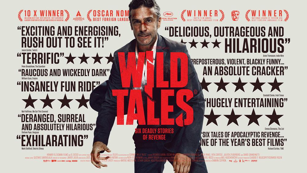 Wild Tales - Dir. Damián Szifron.