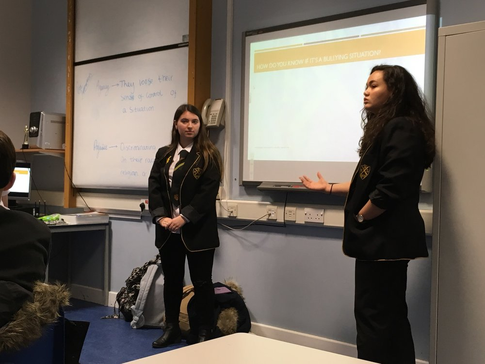 Senior pupils from Dalkeith High School deliver the Respectme training.jpeg