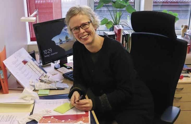 FALITTERKLÆRING : Om planen var en enklere lov er den nye Statsansatteloven en fallitterklæring, mener Guro Vadstein