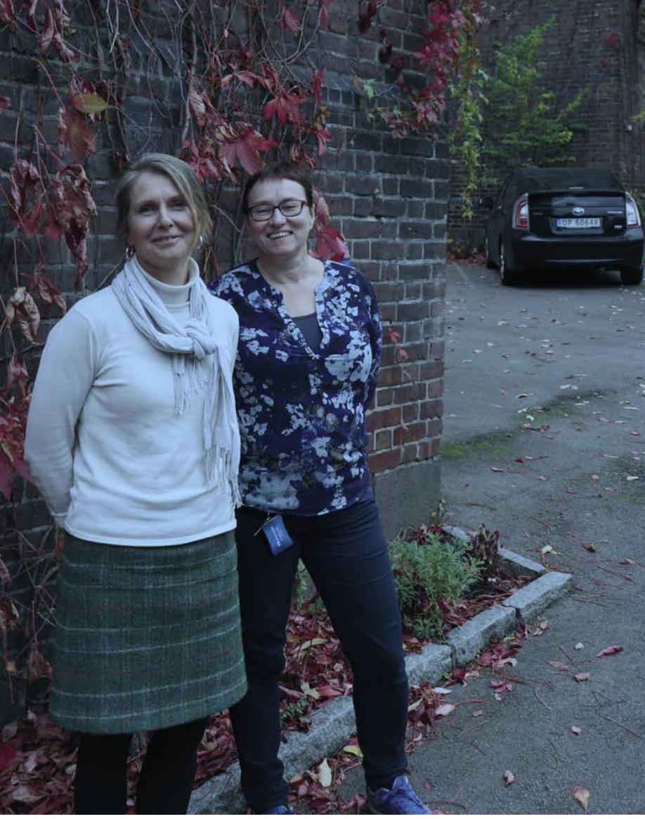 - DRIVENDE DYKTIGE TILLITSVALGTE ER NØKKELEN - Kristine Nergaard og Sissel Trygstad er samstemte om at godt skolerte tillitsvalgte er den viktigste investeringen for NTL i fremtiden.