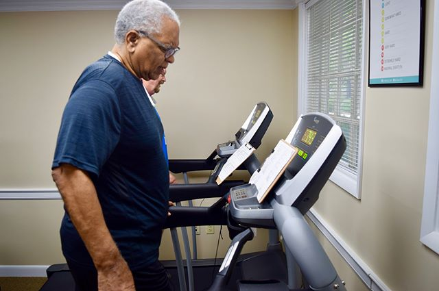 Here are just a couple of pictures of our patients working hard to get that healthy heart💪💪! This Could Be You!! Contact us today 803-324-5301! #healthyheart #fitness #health #heart #ccrehab #cardiology #treadmill #patients #life #care #training
