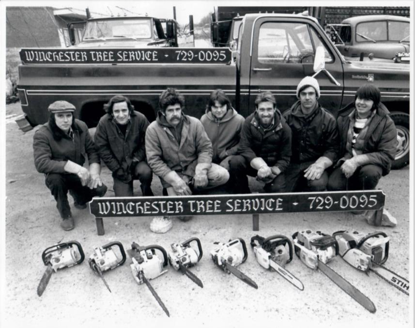 Winchester Tree Service, 1985