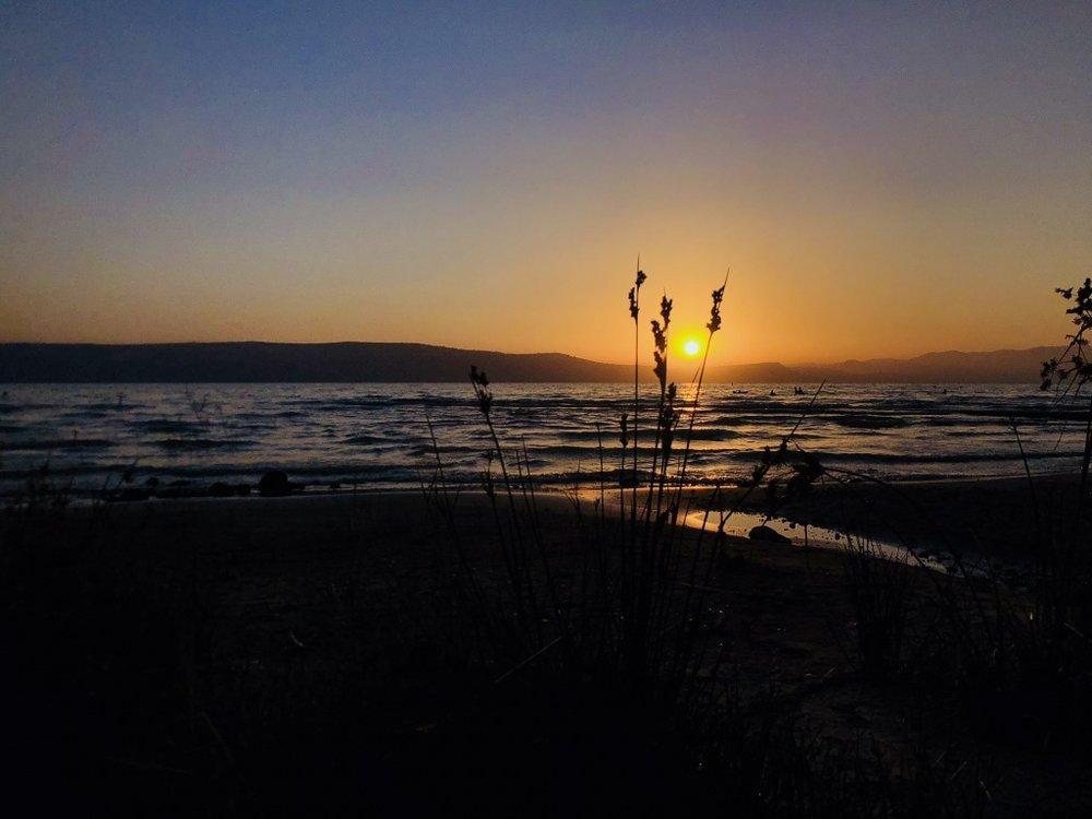 Galilee at Sunset .jpg