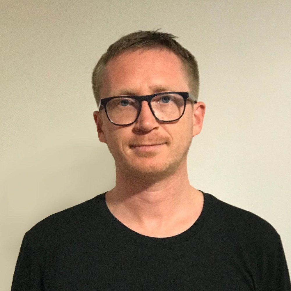 Alex Evans - Artistic Director