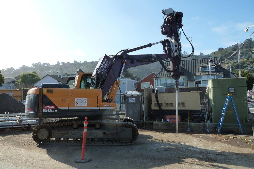 Locust_Street_Pump_Station_Drilling_Project_Hillside_Drilling