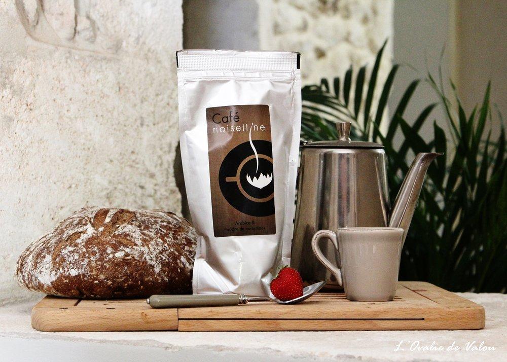 café du Médoc - Aromatisé à la poudre de noisettes caramélisées.