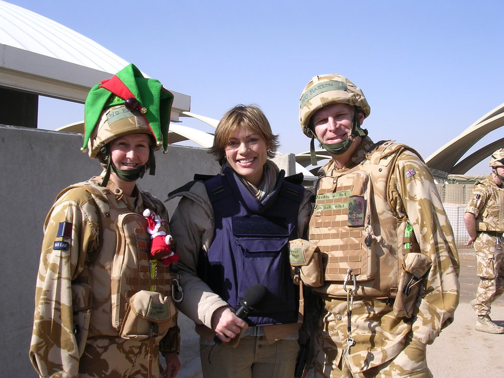 A Christmas spent in Basra, Iraq 2006