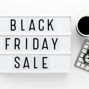 black friday — What + How of Modern Marketing — Part and Sum