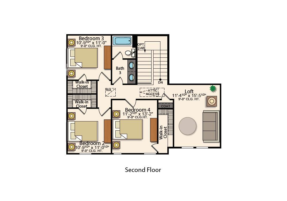 Fairfield II - Second Floor.jpg