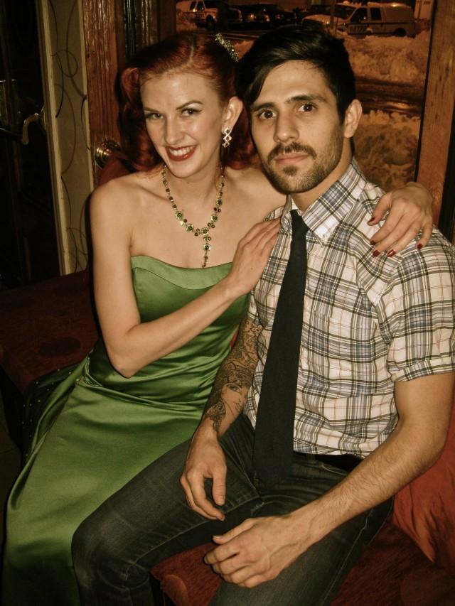 Bettina May & James Koroni