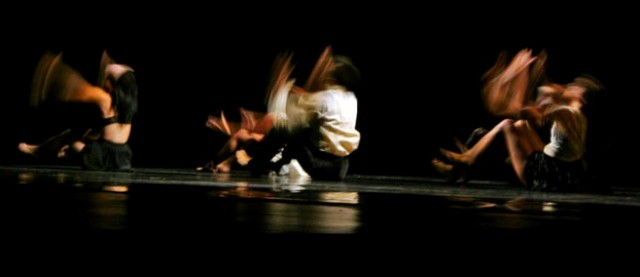 Arrest Yourself Choreography by James Koroni