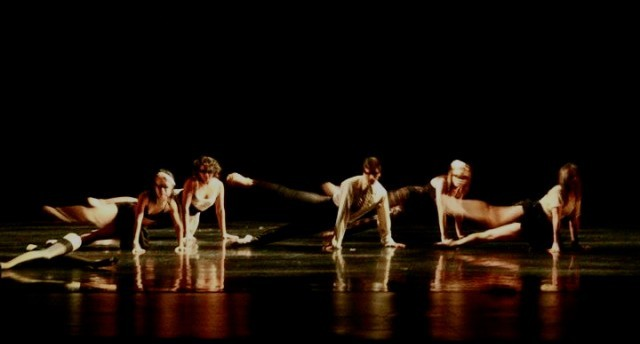 Arrest Yourself, Choreography by James Koroni
