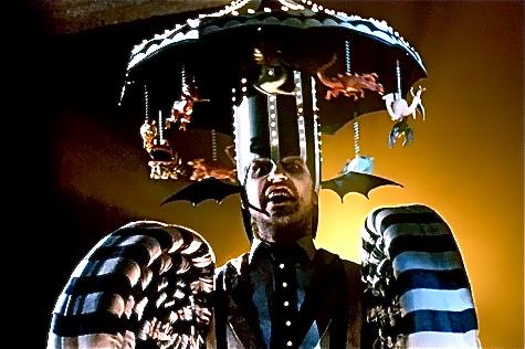 Michael Keaton, Beetlejuice, Enforced Arch