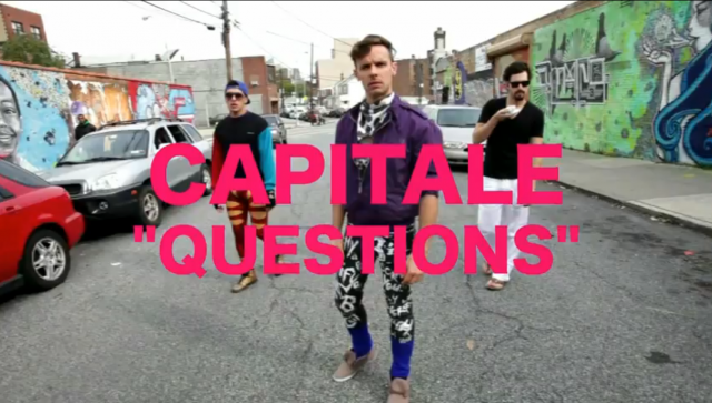 "Capitale ""Questions"" By James Manzello"