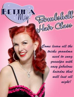 Bettina May, Bombshell