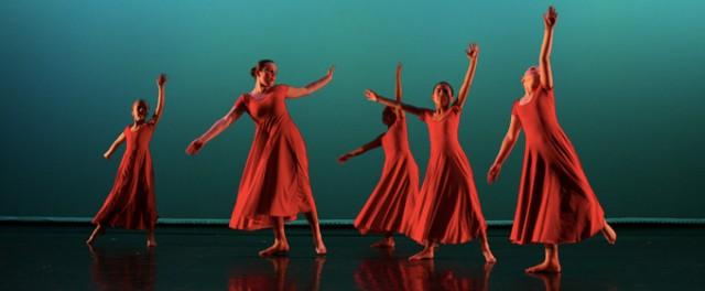Cynthia King Dance Studio, Enforced Arch