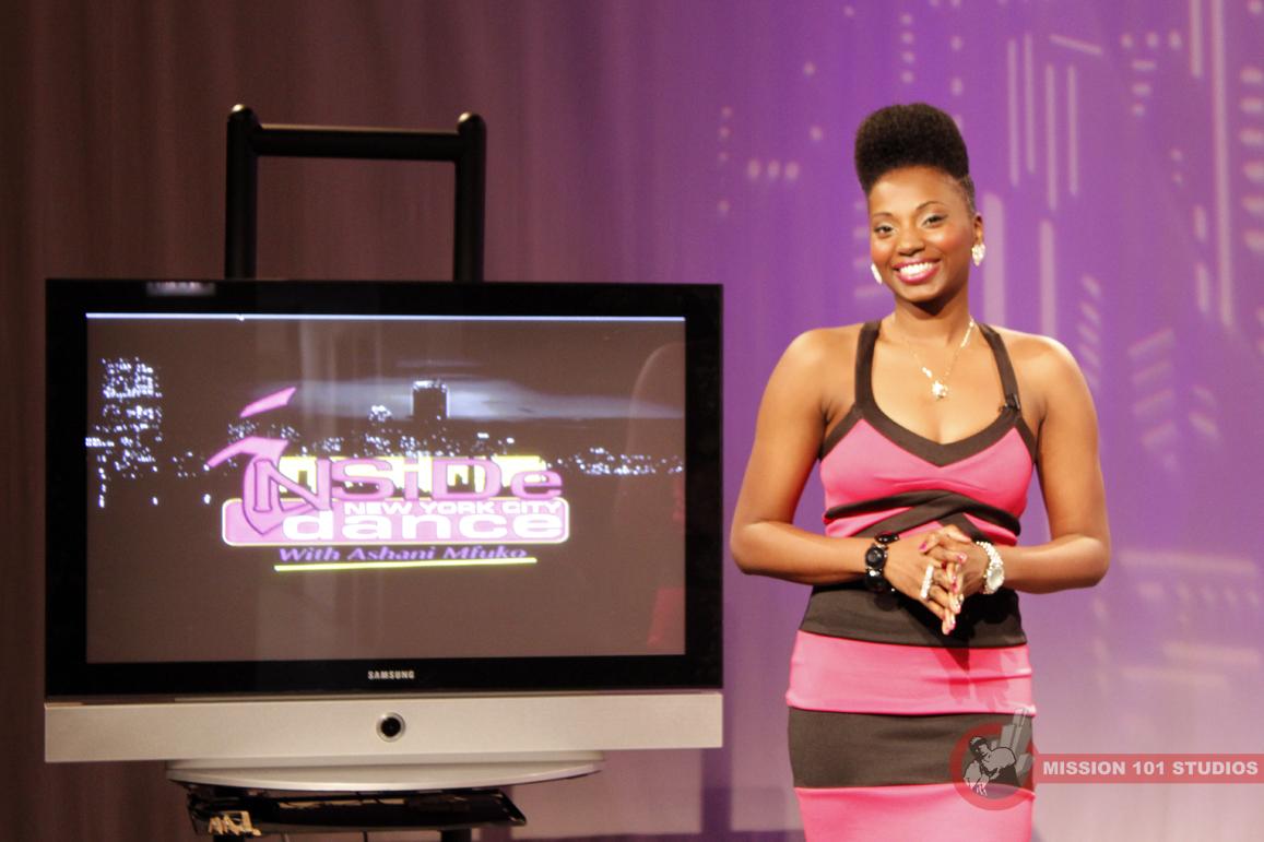 Ashani Mfuko, Inside NYC Dance