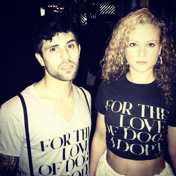 Tracey Katof and James Koroni