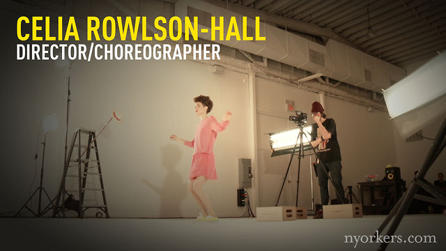 Celia Rowlson-Hall