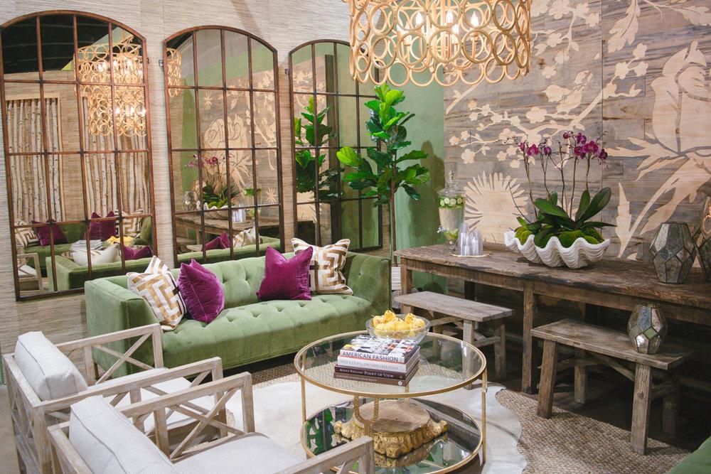 design vignette tristan olive sofa floral wall.jpg