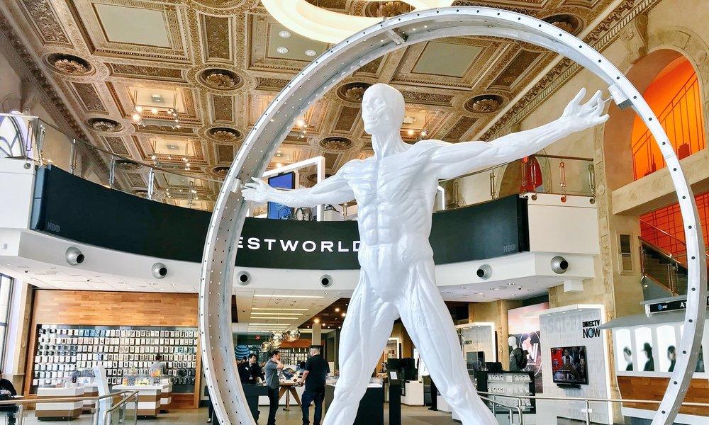Westworld AT&T 2