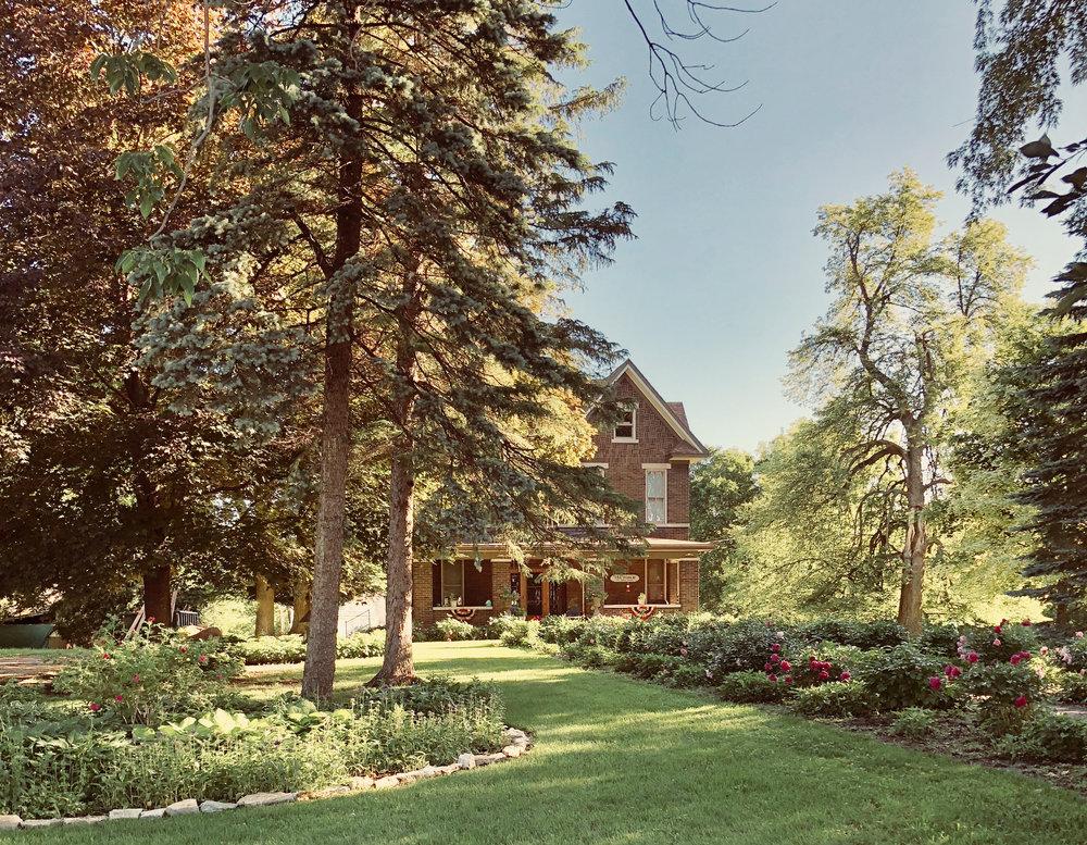 Historic Brick House