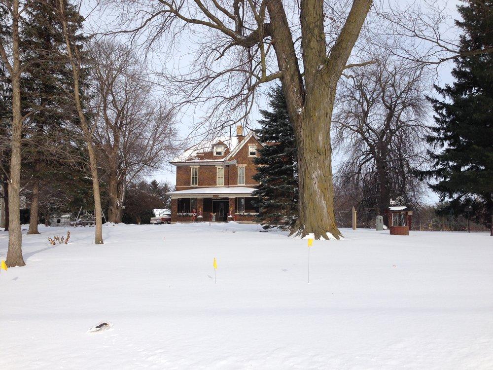 Gaye Gardens circa December 23, 2011.