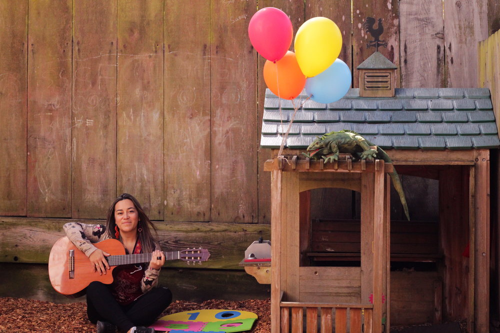 Jenny, Music and Art Teacher -