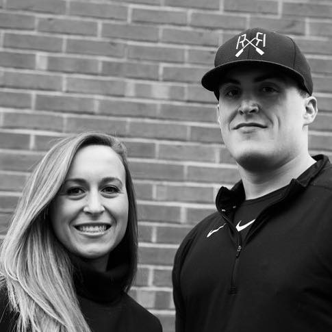Bro and sis. Cofounders. Meet the fam. Our story in bio. #werow #builtinboston