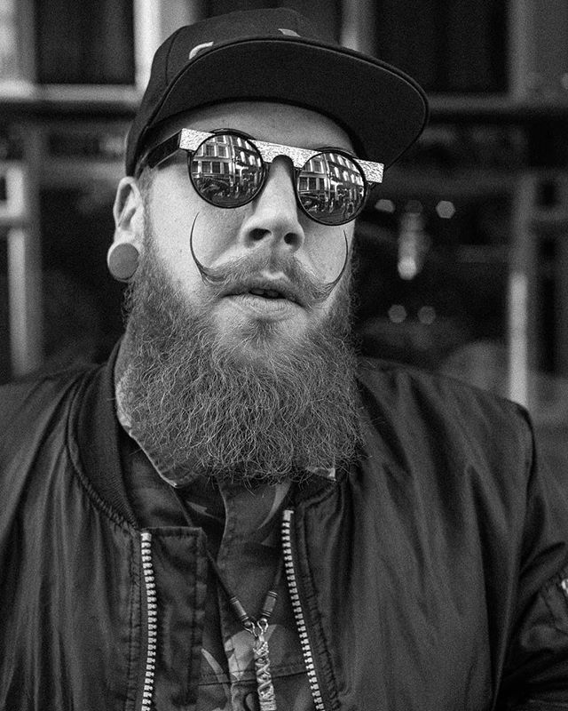 @mistermultiplex  #bw #mistermultiplex #streetportraits #dnb #dnbfamily #amsterdam #ycatcher #generationy020 #photographers #portraitphotography #beard #beardstyle