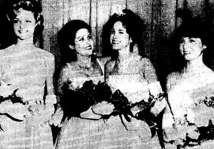 Janet Jackson, Miss Vista 1963