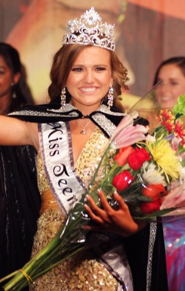 Caitlin Dahlin, Miss Teen Vista 2011
