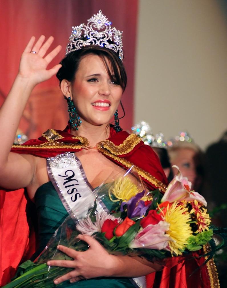 Rebecca Sterling, Miss Vista 2011