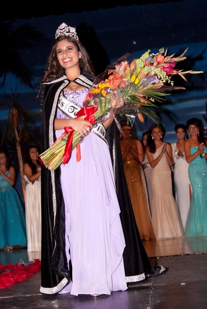 Maggie Saffarian, Miss Teen Vista 2013
