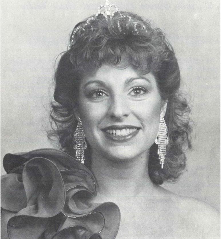 Therese Correia, Miss Vista 1986