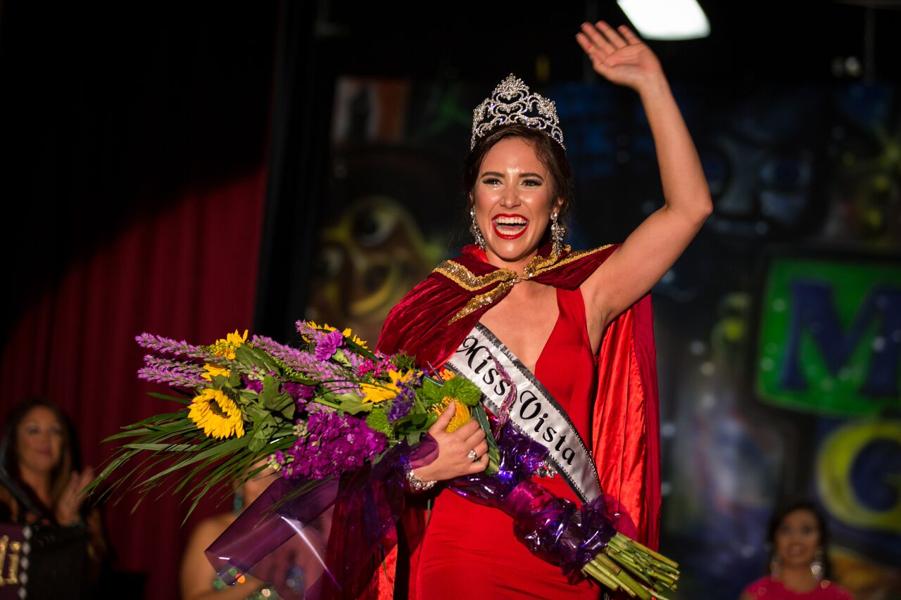 Olivia Young, Miss Vista 2016