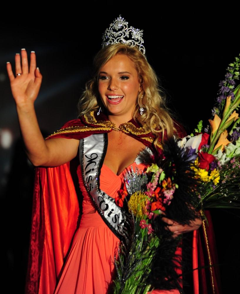 Courtney Harr, Miss Vista 2012