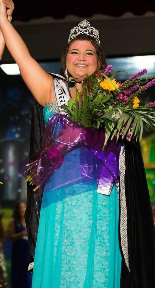 Fabiana Bommino, Miss Teen Vista 2016