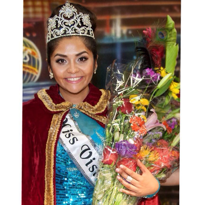 Melissa Cortes, Miss Vista 2015