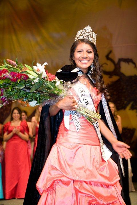 Andrea Barragan, Miss Teen Vista 2010