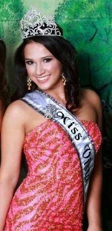 Lisa Hendrix, Miss Vista 2009