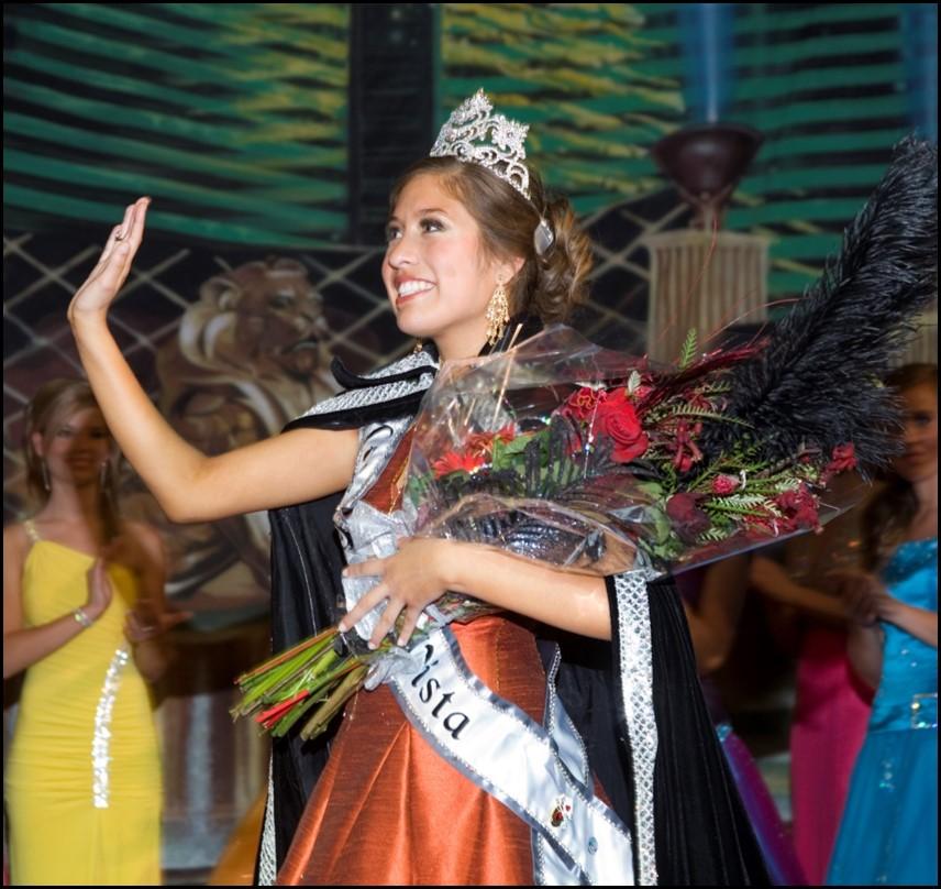 Giselle Rodriguez, Miss Teen Vista 2009