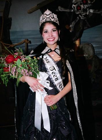 Helen Rigby, Miss Teen Vista 2008