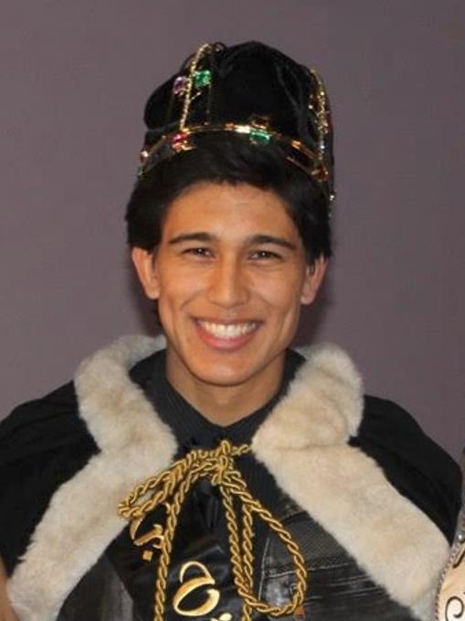 Aaron Cardenas, Mr. Vista 2016