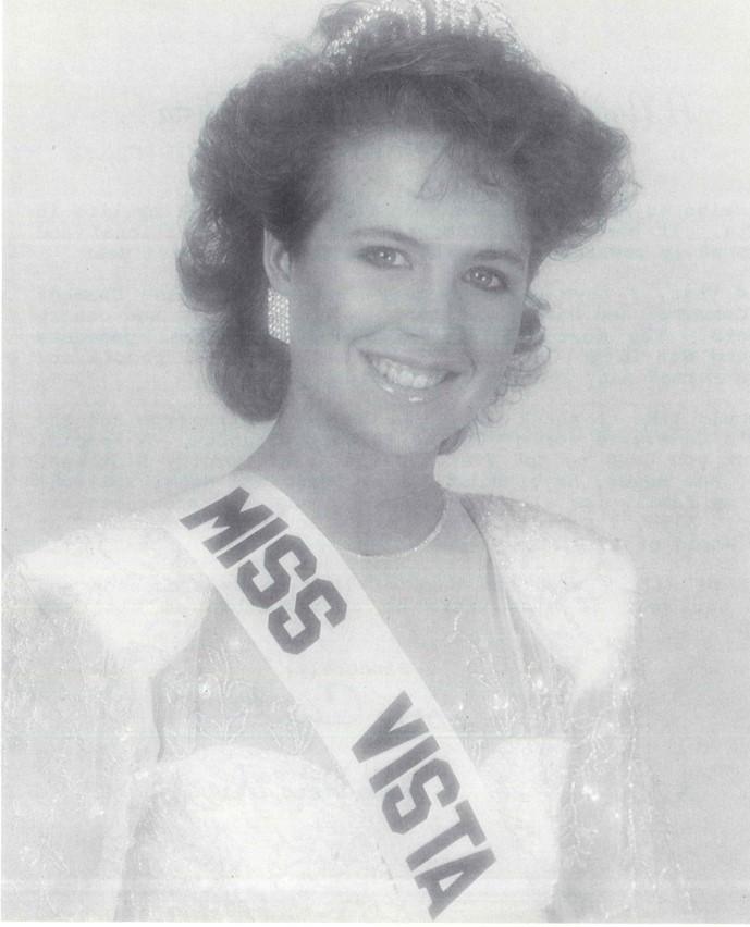Lori Casteel, Miss Vista 1985