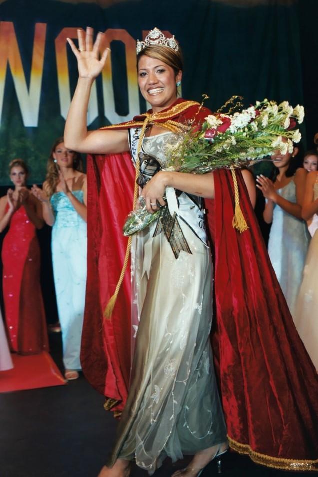 Maleah Fuimaono, Miss Vista 2002