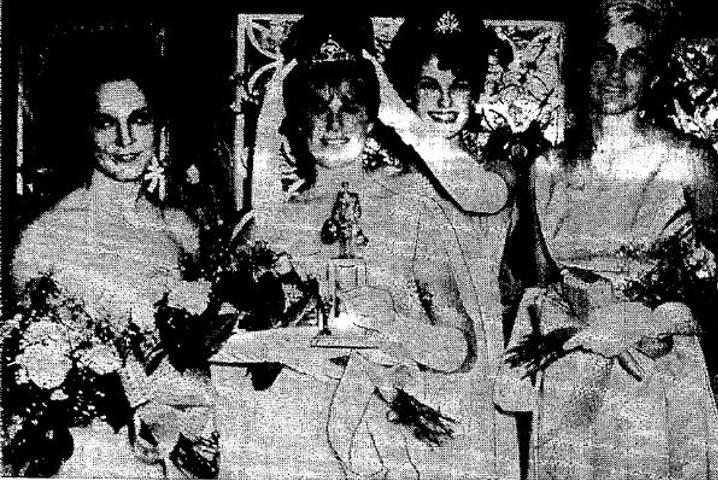 Tina Waardenburg, Miss Vista 1964