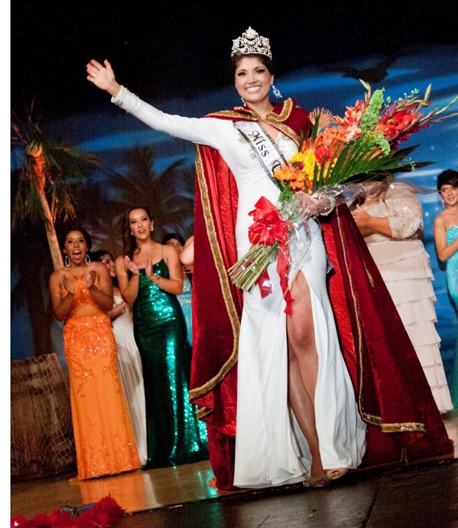 Helen Rigby, Miss Vista 2013