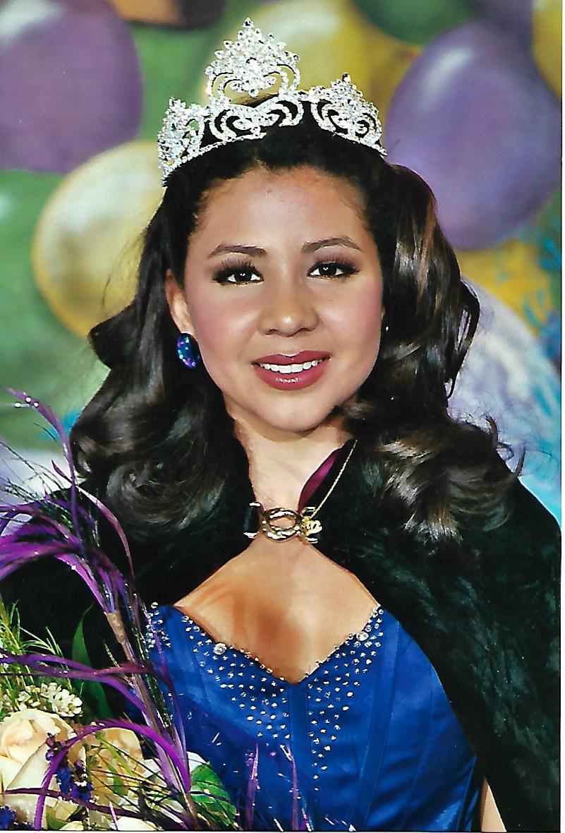 Carmen Garcia, Miss Teen Vista 2004